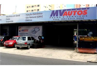 Mv autos oficina mec nica fortaleza ce oficina mec nica for Oficina gas natural valladolid